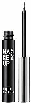 Delineador de ojos - Make Up Factory Liquid Eye Liner — imagen N1
