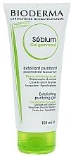 Perfumería y cosmética Gel exfoliante facial purificante hipoalergénico sin parabenos - Bioderma Sebium Exfoliating Purifying Gel