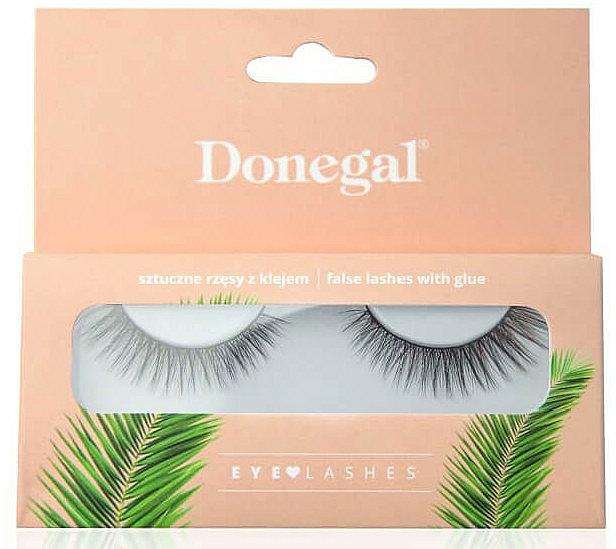 Pestañas postizas con pegamento, 4468 - Donegal I Love Lashes — imagen N1