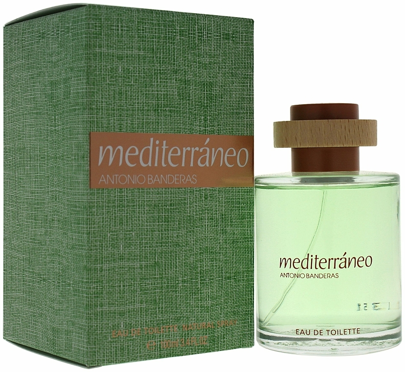 Mediterraneo Antonio Banderas - Eau de toilette — imagen N2
