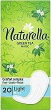 Perfumería y cosmética Compresas sin alas con té verde, 20 uds. - Naturella Green Tea Magic Normal