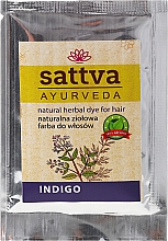 Perfumería y cosmética Henna para cabello con hierbas naturales - Sattva Henna