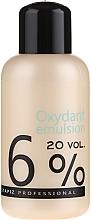 Perfumería y cosmética Oxidante en crema 6%/20 vol. - Stapiz Professional Oxydant Emulsion 20 Vol