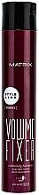 Perfumería y cosmética Spray voluminizador de cabello, fijación fuerte, acabado natural - Matrix Style Link Volume Fixer Volumizing Hairspray