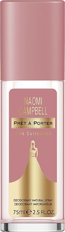 Naomi Campbell Pret a Porter Silk Collection - Desodorante spray — imagen N1