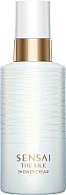 Perfumería y cosmética Crema de ducha con efecto sedoso - Kanebo Sensai Silk Shower Cream