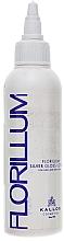 Perfumería y cosmética Loción creada para cabello blanco y gris con efecto brillo - Kallos Cosmetics Florillum Silver Gloss Lotion