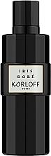 Perfumería y cosmética Korloff Paris Iris Dore - Eau de Parfum
