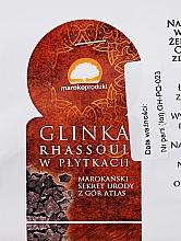 Perfumería y cosmética Arcilla volcánica 100% natural de origen marroquí - Efas