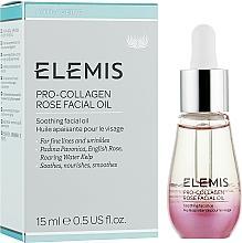 Perfumería y cosmética Aceite facial con extracto de rosas - Elemis Pro-Collagen Rose Facial Oil