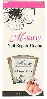 Crema reparadora para uñas - M-sunly Nail Repair Cream