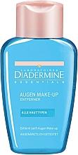 Perfumería y cosmética Desmaquillante de ojos antiirritaciones - Diadermine Essentials Augen Make-Up Entferner