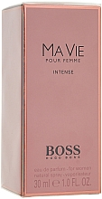 Perfumería y cosmética Hugo Boss Boss Ma Vie Pour Femme Intense - Eau de parfum