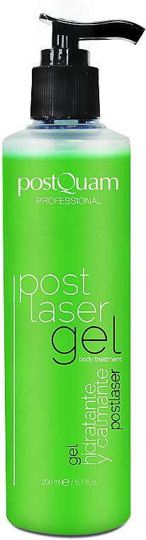 Gel post depilación láser con extracto de aloe vera y centella asiática - PostQuam Post Laser Body Treatment — imagen N1