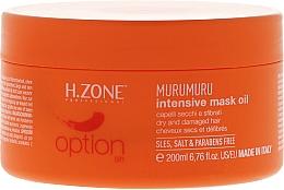 Mascarilla capilar hidratante con aceite de murumuru - H.Zone Murumuru Intensive Mask Oil — imagen N1