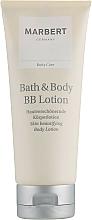 Perfumería y cosmética BB Loción corporal que nutre y tonifica - Marbert Bath & Body BB Lotion