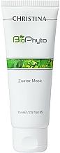 Perfumería y cosmética Mascarilla facial calmante con extractos de mejorana y tomillo - Christina Bio Phyto Zaatar Mask