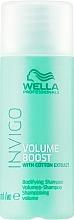 Perfumería y cosmética Champú voluminizador con extracto de algodón - Wella Professionals Invigo Volume Boost Bodifying Shampoo