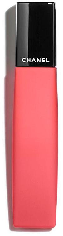 Labial cremoso mate, acabado difuminado - Chanel Rouge Allure Matte Liquid Powder
