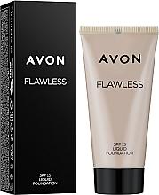 Perfumería y cosmética Base de maquillaje - Avon Flawless Liquid Foundation SPF15