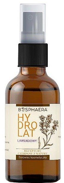 Hidrolato calmante y antioxidante con lavanda - Bosphaera Hydrolat