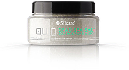 Perfumería y cosmética Sal del Mar Muerto 100% natural - Silcare Quin Dead Sea Salt