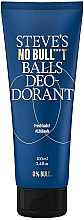 Perfumería y cosmética Desodorante - Steve`s No Bull***t Balls Deo-dorant