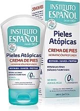 Perfumería y cosmética Crema hidratante para pies para pieles atópicas - Instituto Español Atopic Skin Foot Cream