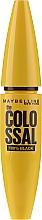Perfumería y cosmética Máscara de pestañas efecto volumen - Maybelline Volum Express Colossal 100% Black