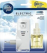 Perfumería y cosmética Set ambientador eléctrico - Ambi Pur (difusor/1ud.+recambio/21.5ml)