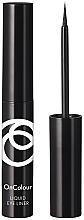 Perfumería y cosmética Delineador de ojos - Oriflame One Color Liquid Eye Liner