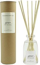 Perfumería y cosmética Ambientador Mikado, té de menta y albahaca - Ambientair The Olphactory Grace Mint Tea & Basil