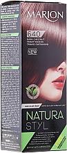 Perfumería y cosmética Tinte permanente para cabello - Marion Hair Dye Nature Style