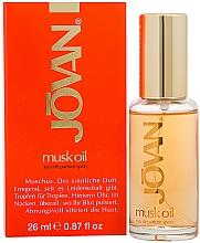Perfumería y cosmética Jovan Musk Oil - Mydła perfumowane