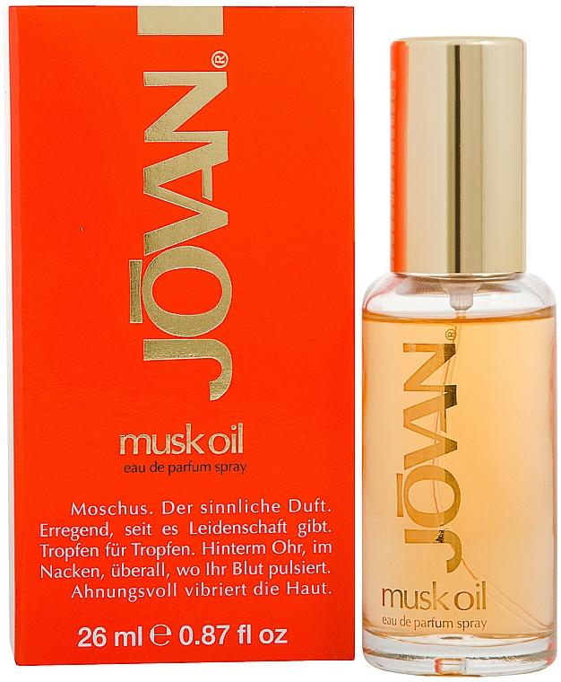 Jovan Musk Oil - Mydła perfumowane