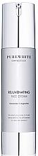 Perfumería y cosmética Crema facial rejuvenecedora con ceramidas y argireline - Pure White Cosmetics Rejuvenating Face Cream