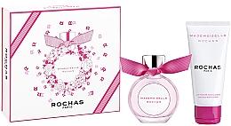 Perfumería y cosmética Rochas Mademoiselle Rochas Eau de Toilette - Set (eau de toilette/50ml + loción corporal/100ml)
