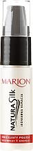 Perfumería y cosmética Spray capilar con pantenol y provitamina B5 - Marion Hair Natura Silk Jedwabna Kuracja