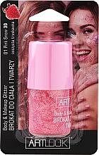 Perfumería y cosmética Glitter para rostro y cuerpo - Artlook Body & Make Up Glitter