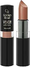 Perfumería y cosmética Barra de labios con vitamina E - Golden Rose Vision Lipstick
