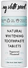 Perfumería y cosmética Pasta dental blanqueadora en pastillas - My White Secret Natural Whitening Toothpaste Tablets