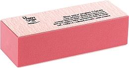 Perfumería y cosmética Bloque pulidor de uñas, rosa - Peggy Sage 2-Way Nail Block