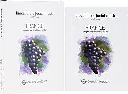 Perfumería y cosmética Mascarilla facial aclarante de biocelulosa - Calluna Medica France Whitening Biocellulose Facial Mask
