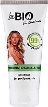 Perfumería y cosmética Gel natural de ducha con algas espirulina y chlorella - BeBio Natural Shower Gel