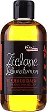 Perfumería y cosmética Aceite corporal suavizante con jojoba, vegano - Zielone Laboratorium