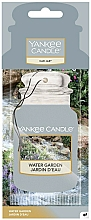 Perfumería y cosmética Ambientador de coche - Yankee Candle Car Jar Water Garden