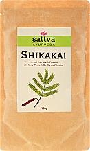 Perfumería y cosmética Polvo para cabello con shikakai - Sattva