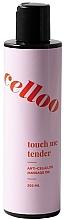 Perfumería y cosmética Aceite de masaje anticelulítico con extracto de jengibre - Celloo Touch Me Tender Anti-cellulite Massage Oil