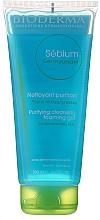 Perfumería y cosmética Gel de limpieza facial hipoalergénico con extracto de ginkgo (tubo) - Bioderma Sebium Foaming Gel