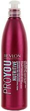 Champú hidratante y nutritivo con extracto de romero - Revlon Professional Pro You Nutritive Shampoo — imagen N1